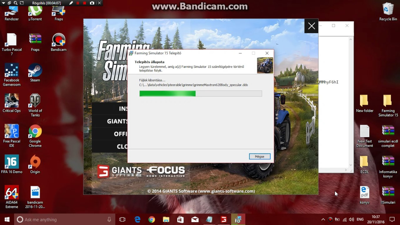 How To Activate The Giants Cd Key Farming Simulator 15 Youtube