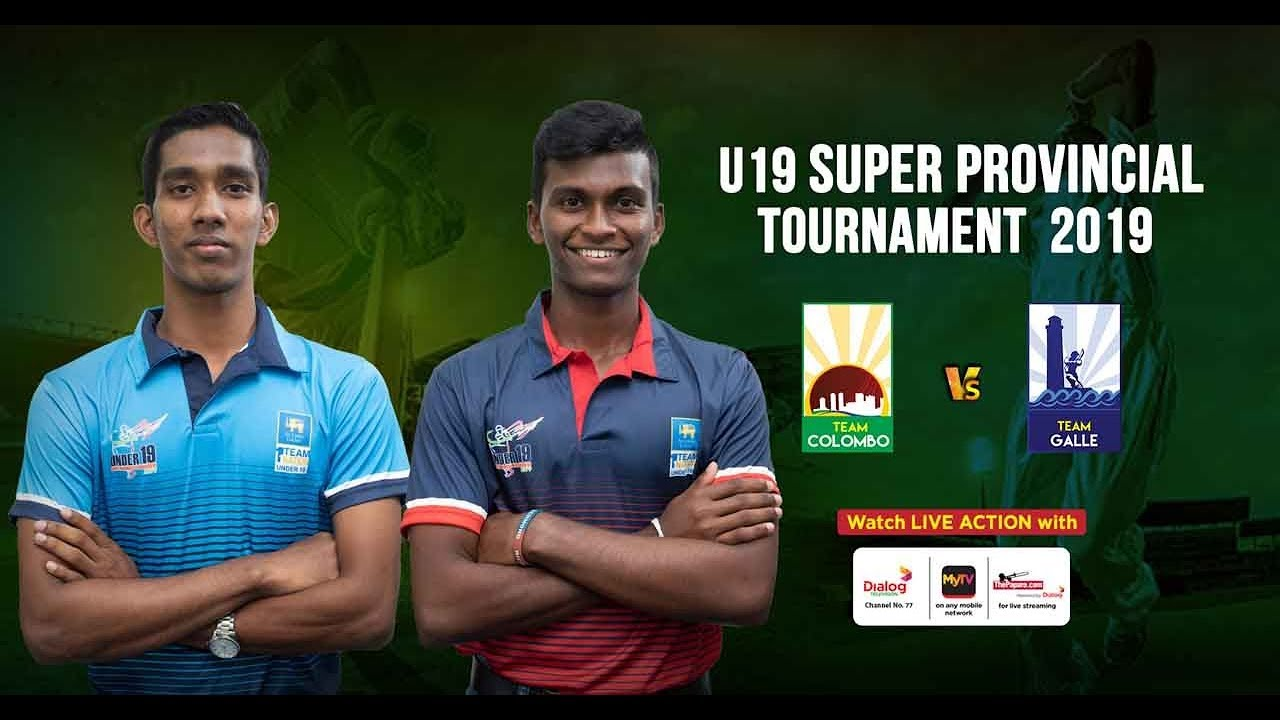 Match Replay - Colombo vs Galle – U19 Super Provincial