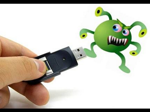 remove virus from USB pen drive without losing your data free of cost