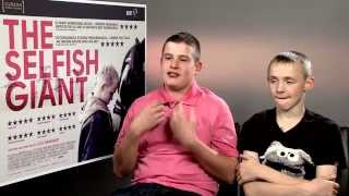 The Selfish Giant Featurette