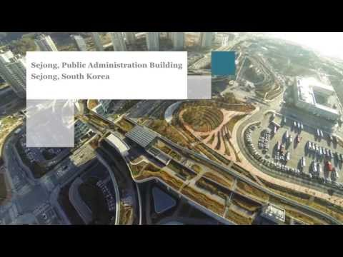 Sejong, Public Administration Town - Project of the Week 5/25/15
