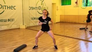Фітнес аеробні вправи / Табата для похудения