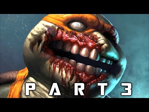 Zombie Teenage Mutant Ninja Turtles Mutants in Manhattan Walkthrough Gameplay Part 3 (TMNT)