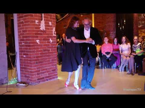 Сергей и Татьяна Стаценко, Russia, Moscow, BM 3.09.2015, Prischepov TV - Tango Channel