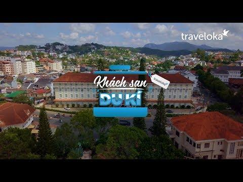 Tận hưởng phong cách Pháp cổ điển tại khách sạn DU PARC // Cùng Traveloka khám phá khách sạn Đà Lạt