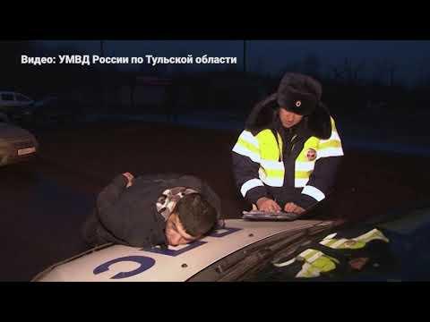 В Тульской области за серию краж у пенсионеров полицейские задержали двоих цыган