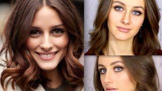 Olivia Palermo Inspired Makeup Tutorial Thumbnail