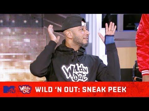 Swizz Beatz & Perez Hilton Wild Out w/ DMX, Alicia Keys & More 🙌   Wild 'N Out   MTV