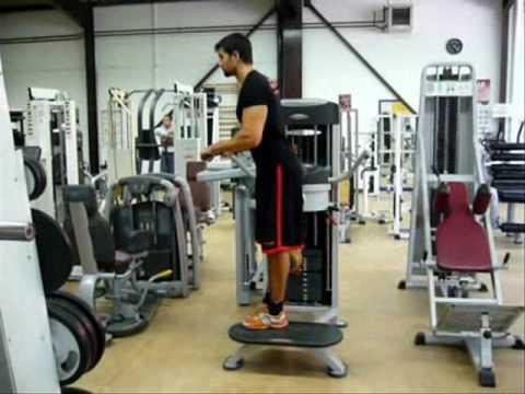 appareil musculation hanche