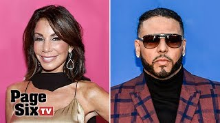 Danielle Staub caught making out with Al B. Sure! in Harlem | Page Six TV