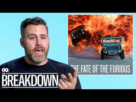 Car Expert Breaks Down Car Scenes from Movies | GQ