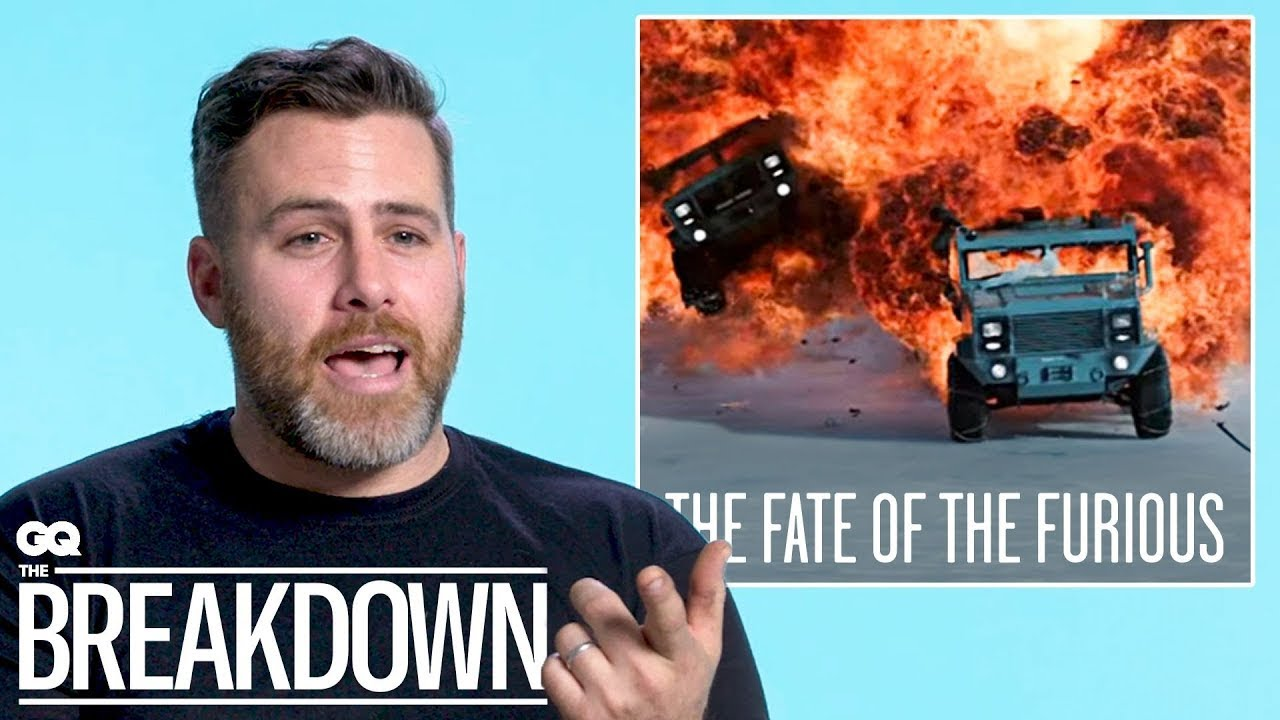 Car Expert Breaks Down Car Scenes from Movies