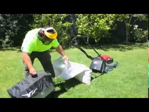 Long Range Honda Buffalo Lawn Mower