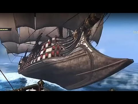 Assassin's Creed 4: All 5 legendary ships