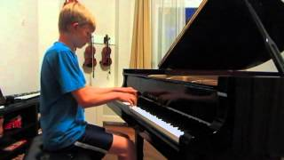 Download Lagu The Script - The Man Who Can't Be Moved (Piano Cover) Mp3