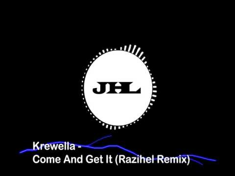 Krewella - Come And Get It (Razihel Remix) - [JAHUEL Music]