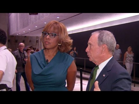 Former NYC Mayor Michael Bloomberg on 9/11 memorial and returning to work