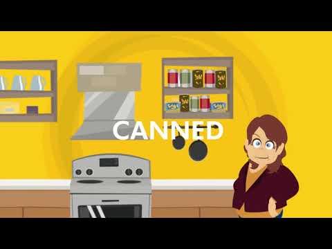 Fresh, Frozen vs Canned