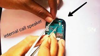 Samsung 1200Y air speaker problem | salustion