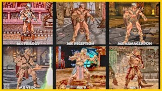 Download Mortal Kombat SHAO KAHN Graphic Evolution 1993-2019 | ARCADE PSX N64 NGC XBOX PC PS4| Mp3 and Videos