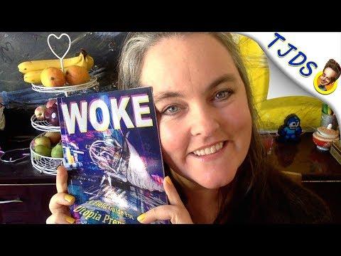 """Catharsis For Progressives - Caitlin Johnstone's New Book """"Woke"""""""