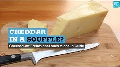 Cheddar in a soufflé? Cheesed-off French chef sues Michelin Guide