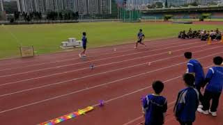 Publication Date: 2019-12-17 | Video Title: 曾璧山中學陸運會扯鈴表演19-20年