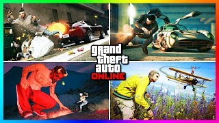 Top 10 MOST FUN Cars & Vehicles In GTA Online Of All Time!