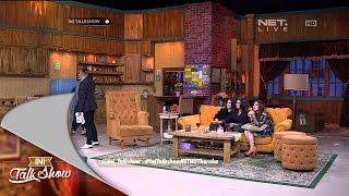 Ini Talk Show 10 Februari 2015 Part 3/4 - Ikke Nurjanah, Ayu Ting ting dan Ine Sinthya