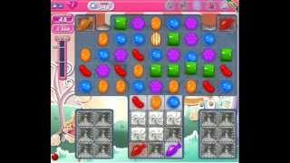 Candy Crush Saga Level 346 ★