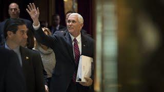 North Korea threatens summit over Pence remarks