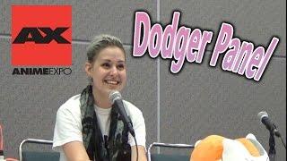 Dodger Anime Expo Panel 2015!