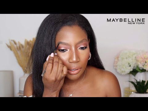 how-to-do-perfect-brows-#athome-#withme-ft.-whitney-wiley-|-maybelline-new-york
