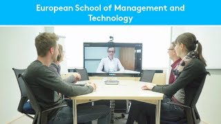 Case Study: European School of Management and Technology Expands Using Logitech & Skype for Business