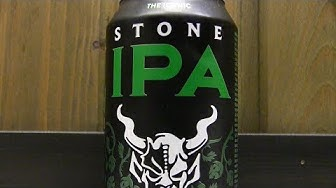 Oluttesti: Stone IPA