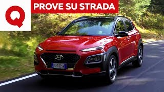 Nuova Hyundai Kona: prova su strada completa | Quattroruote