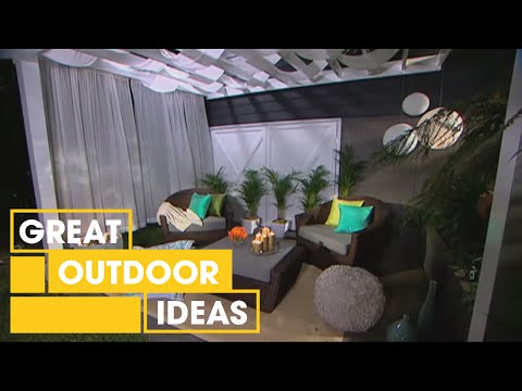 Better Homes and Gardens - How to makeover an outdoor space