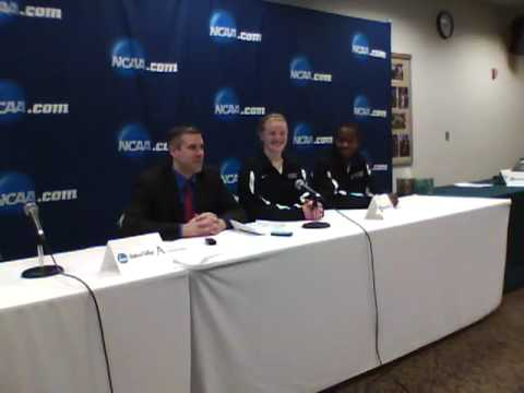 Amherst Post-Game Press Conference from Third Place Game