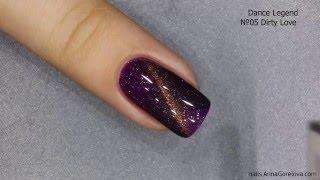 Как пользоваться магнитными лаками / How to use magnetic nail polish