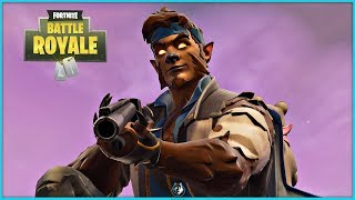 10 Kill Solo Win - Fortnite Battle Royale - Dire Werewolf Skin | PS4 Pro Gameplay