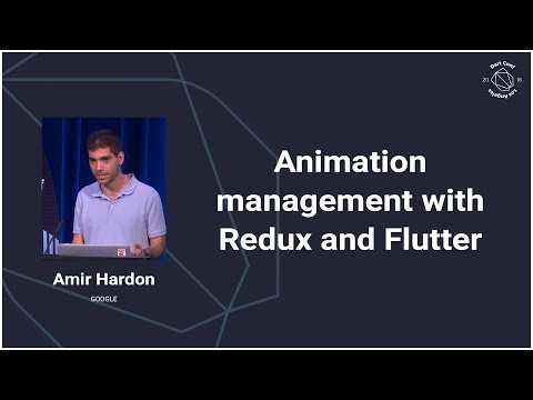 Animation management with Redux and Flutter (DartConf 2018)