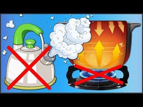 Как нагреть воду