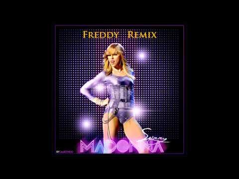 Madonna - Sorry ( Freddy Remix )
