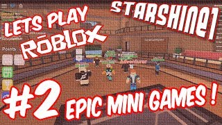 Let's Play Roblox Epic Mini Games 02