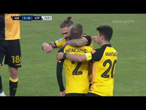 AEK Atromitos Goals And Highlights