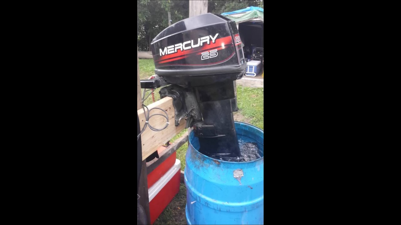 Wiring Diagram On Wiring Diagram For 115 Mercury Outboard Motor