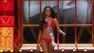 Ariella Arida for Miss Universe 2013