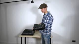 Mackie VLZ4 - analoge Mischpultserie