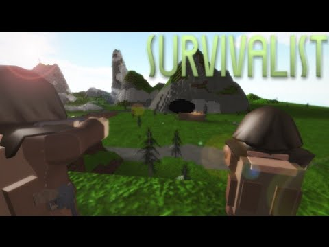 Roblox Survivalist Alpha Is This Rust YouTube