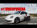 VW NEW BEETLE SPORT / Review en español / #LoadingCars